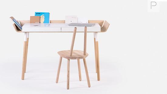 My Writing Desk by Inesa Malafej for EMKO