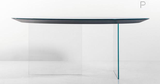 Tavolo Air Rotondo by Daniele Lago | Prodeez | Product Design