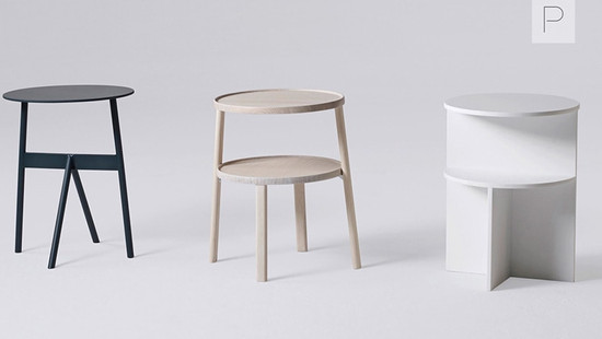 Trio Tables by MSDS Studio