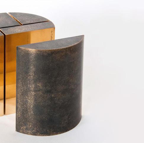 Trophies by David Derksen Design for Prins Bernhard Culture Fund
