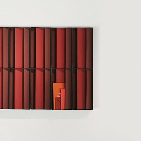 Paper Storage Box by B6 Studio