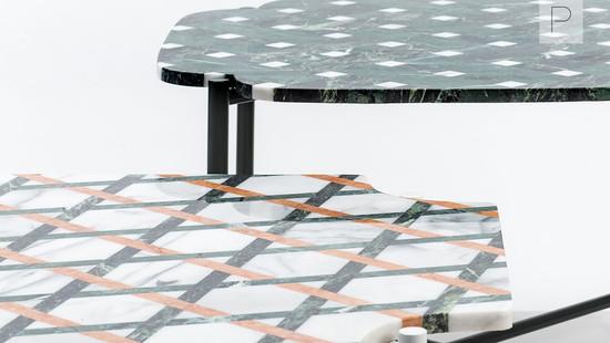 Marble Weaving by Pili Wu