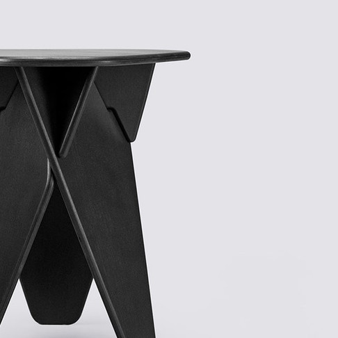 Wedge Table by Andreas Kowalewski for Caussa