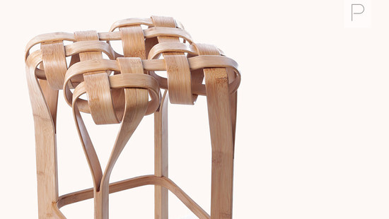 Knot Chair by Qiaolin Gong