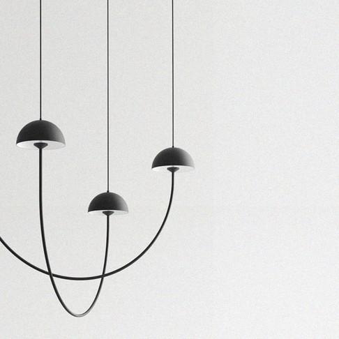 Champignon by Benditas Studio for Luxcambra