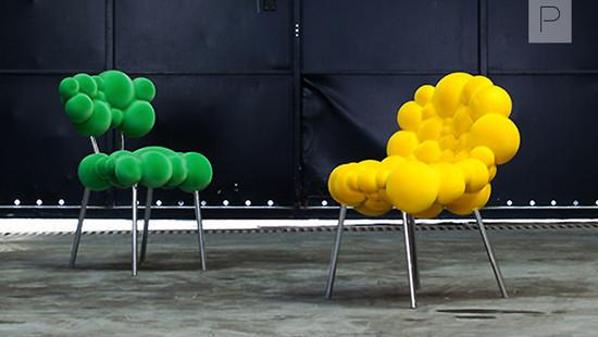 Mutation Furniture Series by Maarten De Ceulaer