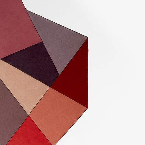 Salt Plains Rug by Alexander Lotersztain for Stylecraft