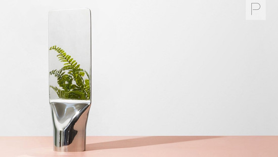 Press Mirror by Philippe Malouin for Umbra Shift