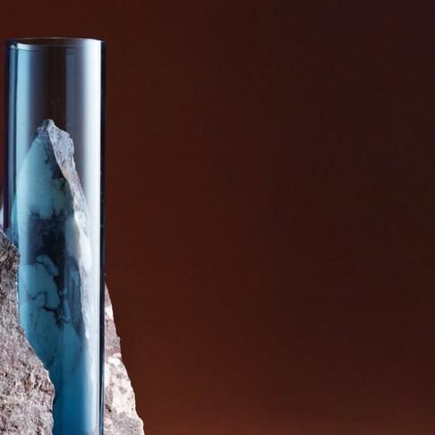 Drill Vases by Studio Erik Olovsson