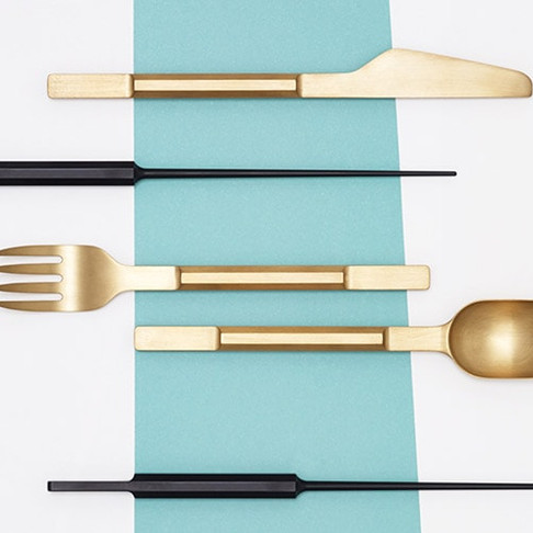 The Cutlery Project by Koichi Futatsumata for Valerie_Objects