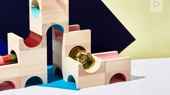 Arche by Desormeaux/Carrette Studio for Y'a pas le feu au lac