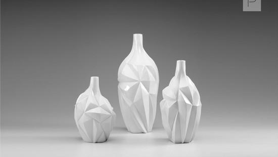 Glacier Vases by Cyan Design