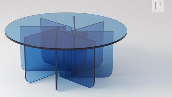 Mesa Cata Vento by Danilo Vale