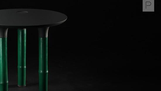 Tea Table by Wang Jinyang