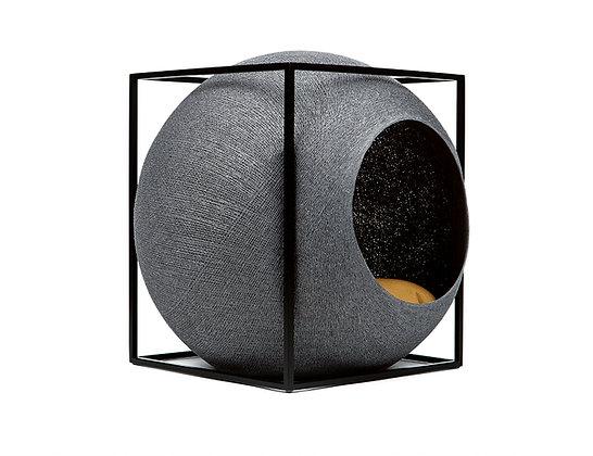The Dark Grey Cube