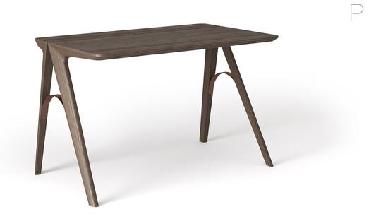 Bridge Desk by Christophe De Sousa for Wewood