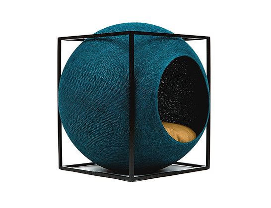 The Peacock Cube