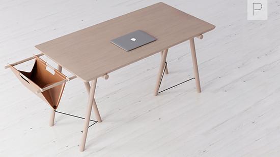 VM Desk by Sergey Gotvyansky
