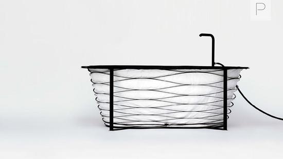 Xtend Bathtub by Carina Deuschl