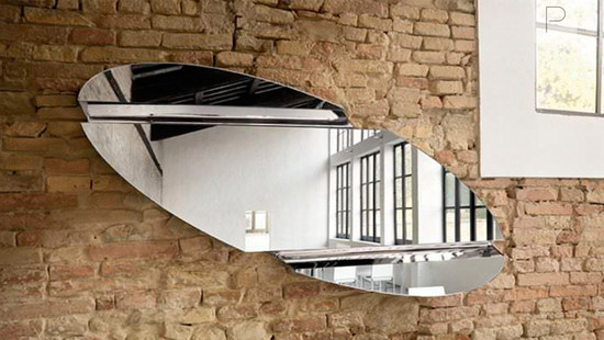 The Wing by Daniel Libeskind for Fiam Italia