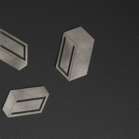 Cuboid Bookmarks by Studio Kyss