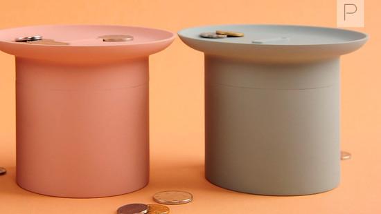 Tray Saving Pot by Peishan Mai