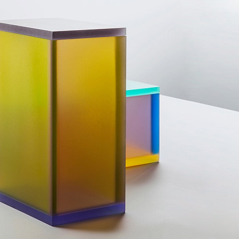 Hue Boxes by Raw Color