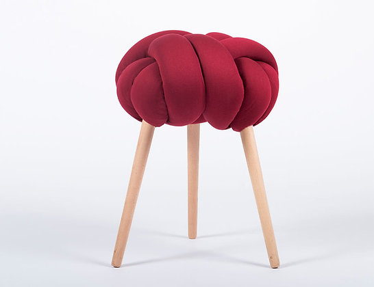 RED KNOT STOOL
