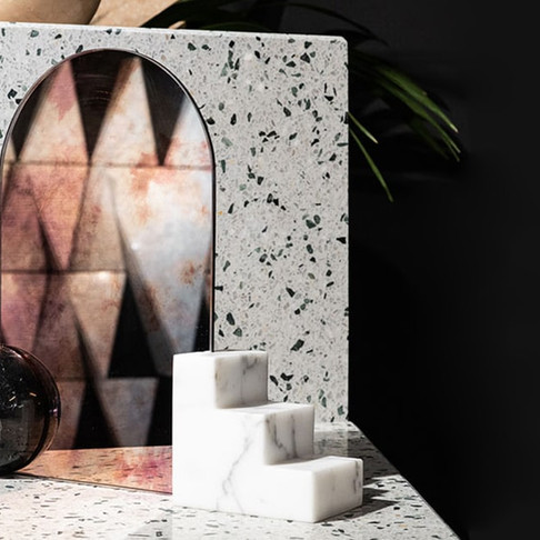 Mirrors by Charlotte Taylor for Mondo Marmo Design