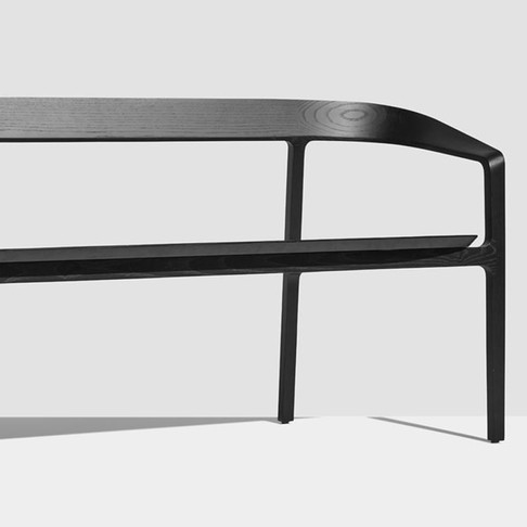 Bow Bench by Tom Fereday for Design By Them