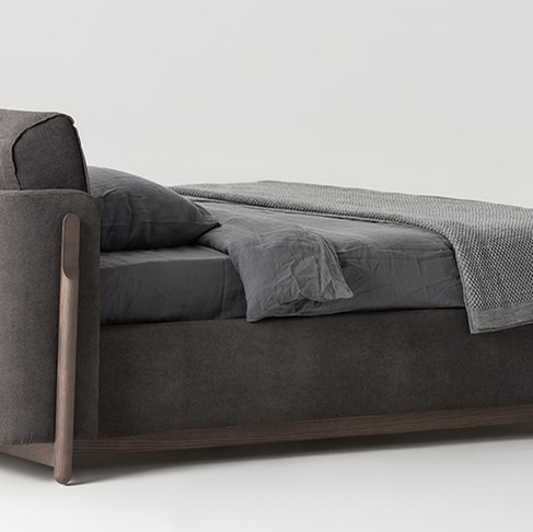 Ash Collection Bed by Pavel Vetrov for Zegen