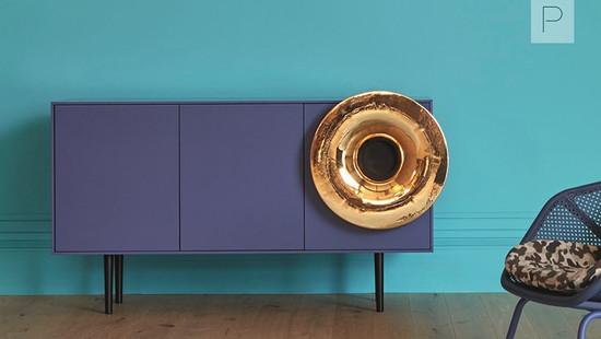 Caruso Cabinet by Paolo Cappello