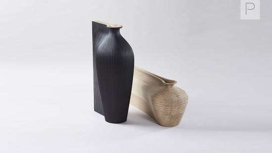 The Wish List Table Ware by Zaha Hadid and Gareth Neal