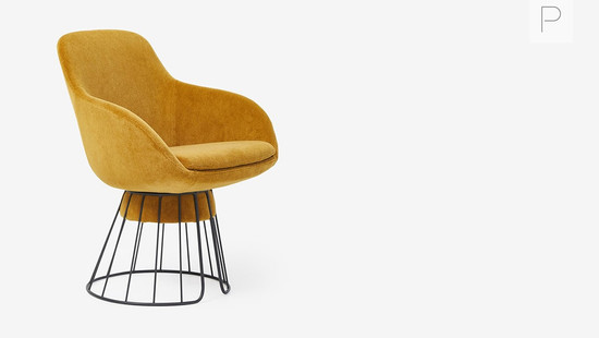 Otto Chair by Tim Webber Design Studio