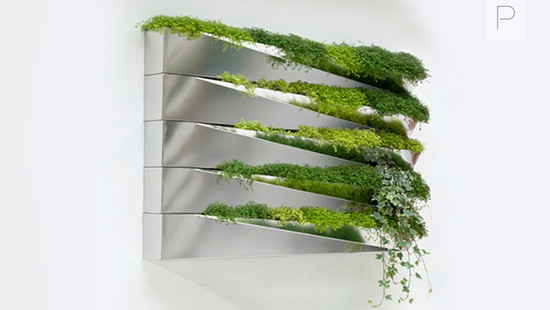 Grass Mirror by H2O Architects