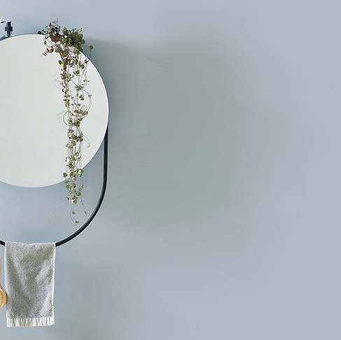 Verde Mirror by Rikke Frost for Woud