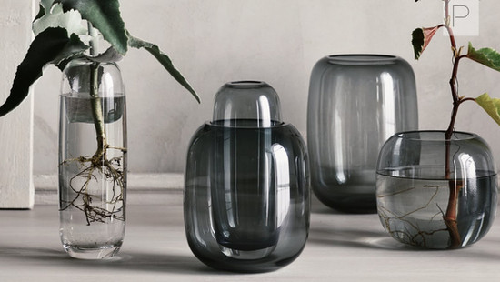 Una Vases by Kateryna Sokolova for Bolia