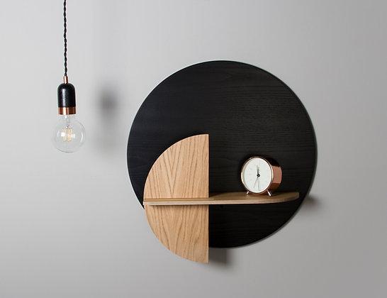 Medium Alba Bedside Shelf & Table by Woodendot