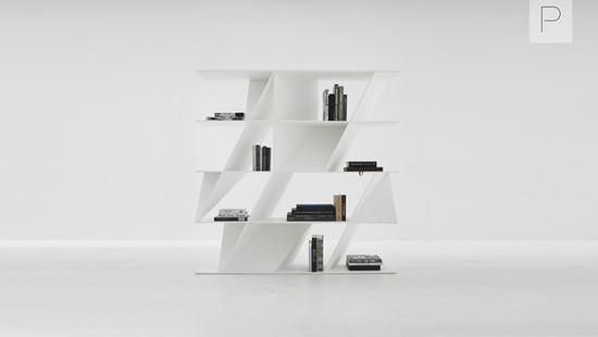 Web by Daniel Libeskind for Poliform