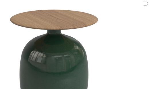 Blow by Henrik Pedersen for Gloster Furniture GmbH