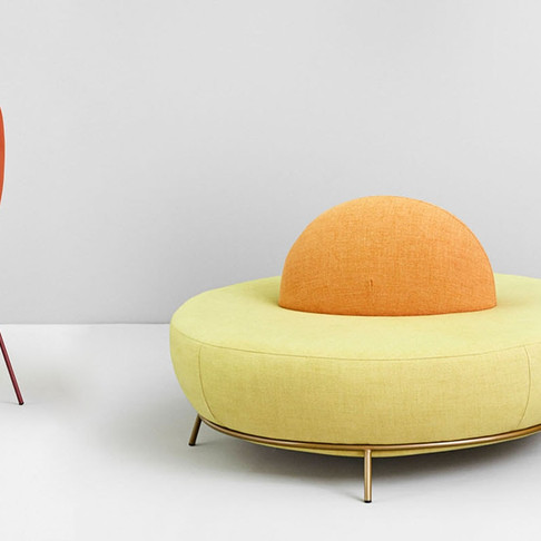 Nest by Paula Rosales for Missana