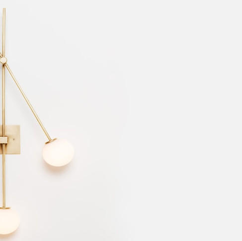 Tempo Sconce by Atelier Detroupe