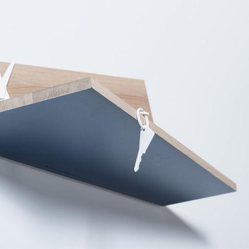 Pliages by Hervé Langlais for Drugeot Manufacture