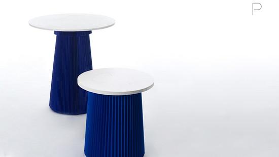 Trait D'Union Table by Mélanie Husson
