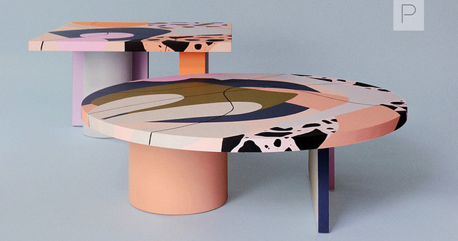 Tables by Nortstudio and Studio Proba