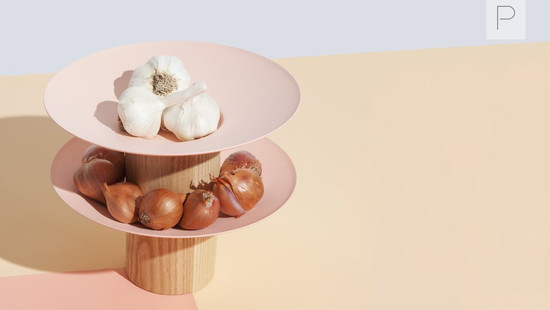 Platform Bowls by Jamie Wolfond for Good Thing