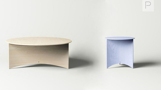 Press Tables by  Mario Tsai