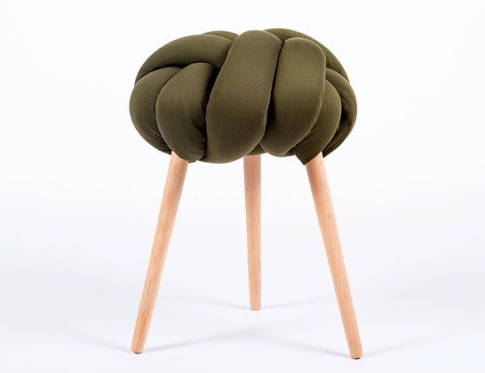 GREEN KNOT STOOL