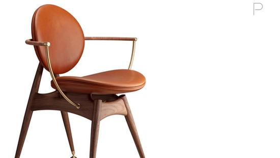 Circle Chair by Overgaard & Dyrman