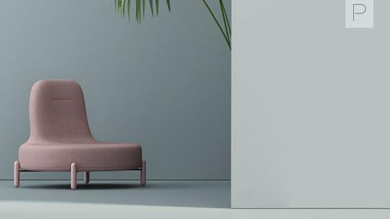 Jade Sofa by Jihe Studio